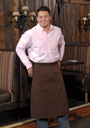 Two Patch Pocket Full Bistro Apron #122