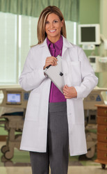Ladies Lab Coat with iPad Pocket