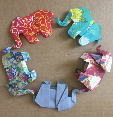 Join the Elephant Origami Challenge!