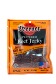 Peppered Beef Jerky 1oz Bag