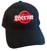 Black Werner Hat