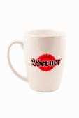 White 14oz Coffee Cup
