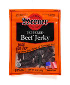 Peppered Beef Jerky 3oz Bag