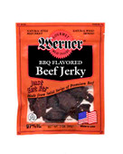 BBQ Beef Jerky 3oz Bag