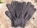 Military Wool Glove Liner Size 5 L Black