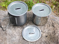 LWO Stainless Universal Cup Lid
