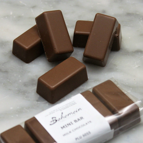 Bohemein Sugar Free Milk Chocolate Mini Bars