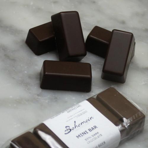 Bohemein Sugar Free Dark Mini Bars