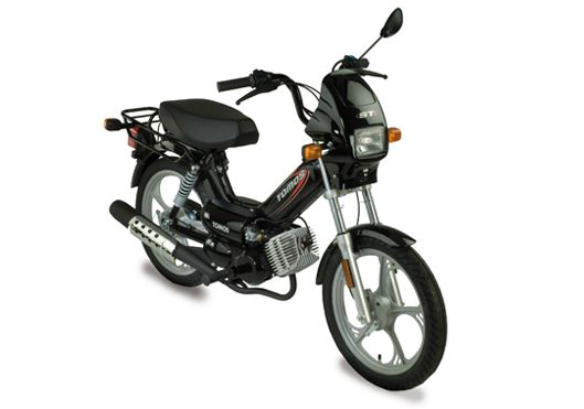 Tomos A55 ST Moped Spare Parts Manual