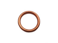 Copper Ring Exhaust Gasket fits Motobecane & Peugeot