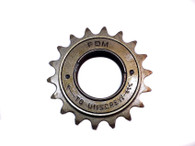 NOS Motobecane Rear Pedal Side Freewheel Sprocket - 18 Tooth