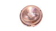 "NOS CEV 5"" Headlight - Glass Lens, Replaceable Bulbs."