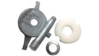 Motobecane Moped Speedometer Drive - 10mm Axles