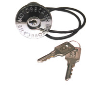 Motobecane Moped Locking Gas Cap