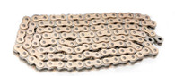 Gold 415 x 130 Moped Drive Chain
