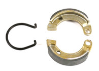 EBC 80mm Honda PA50, PA50II, NC50 Moped Brake Shoes