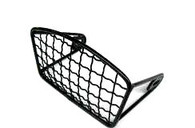 Black Euro Style Grill for Puch Maxi, Gilera Citta and other mopeds