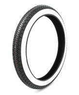 "Sava / Mitas B8 White Wall Moped Tire 2.25"" x 16"""