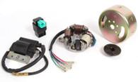 CDI Ignition Kit for Honda Hobbit PA50 / Camino Mopeds