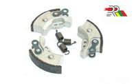 Vespa Clutch Weight Set  with springs.  DR Racing