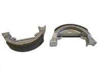 NewFren Brake Shoes for Puch, Motobecane and Peugeot,  80mm x 19mm