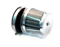 60mm Clear Cover Air Filter, fits SHA Style Carburetors