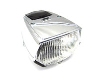 Chrome Euro Style Headlight