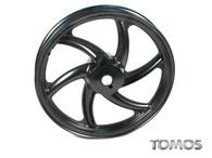 """Disc Brake 17"""" Black Front Wheel Tomos Streetmate  237003"""