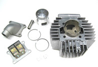 Puch 70cc AJH Reed Valve Cylinder Kit
