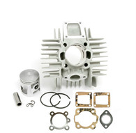 DMP Tomos A35 50cc Aluminum Cylinder Kit, 38mm
