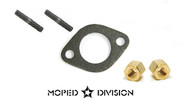 Exhaust Gasket & Hardware Kit for Tomos and Puch