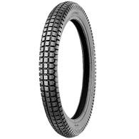 Shinko SR241 2.50 x 15 Trials style tire.
