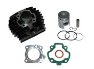Honda PA50 Hobbit Cast Iron 60cc Cylinder Kit 44mm