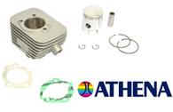 PIaggio Vespa Kinetic 46mm 70cc Athena Cylinder Kit w/ 12mm Wrist Pin