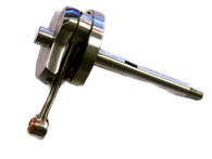 Piaggio Vespa Racing Athena Crankshaft 10mm Pin