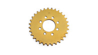 Tomos 31T Rear Sprocket  A3 A35 A55 Mopeds