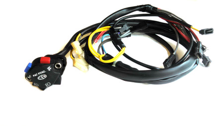 Nos foxi ktm moped cev wiring harness and switch moped division Zx14 Wiring-Diagram 2001 KTM Wiring-Diagram Thor Wiring Diagram
