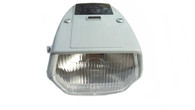 NOS CEV Puch Maxi / Newport Headlight  *Grey*