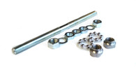 DR Racing 11mm x 200mm Loose Bearing Axle Complete Kit