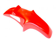 Polini Universal Front Moped GP Fender, RED
