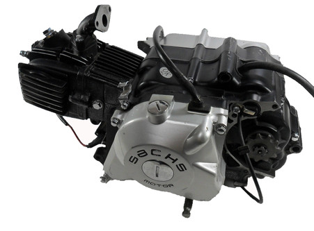 sachs 50cc 4 stroke engine stock replacement for madass and others moped division