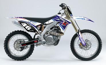 JR 80 / DRZ 70  GSX Style Full Kit
