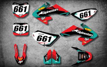 CRF 50 VITAL style full kit