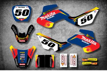 Suzuki 50cc ROCKMAK style full kit