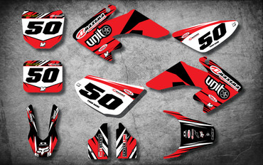 CRF 50 DIGGER style full kit
