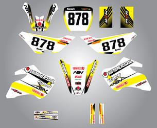 Suzuki 50cc Storm style full kit