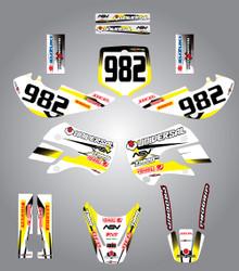 RM 65  Storm Style Full Kit