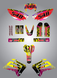 Sherco 125cc+ Neon Style Full Kit