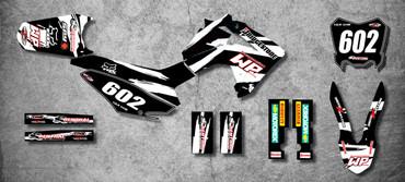 Honda 125cc and above Safari Style full kit