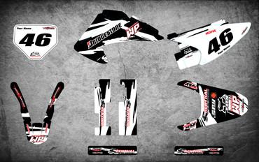 CRF 150 Safari style full kit